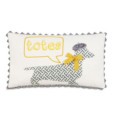 Eastern Accents - Totes Pillow - ESU-04
