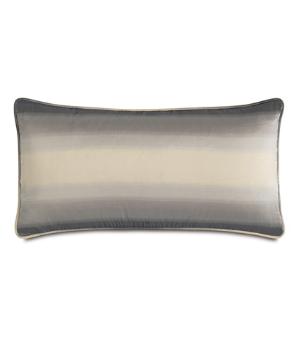 Eastern Accents - Soni Slate Pillow with Small Welt - EZR-10