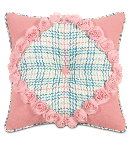 Eastern Accents - Bravo Pixie Tufted Pillow - MAT-02