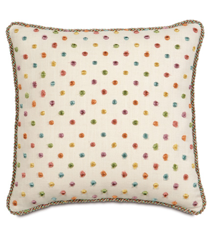 Eastern Accents - Rue Garden Pillow with Cord - PTI-04