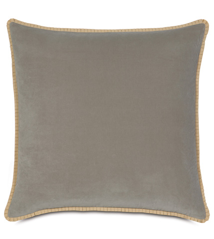 Eastern Accents - Jackson Heather Euro Sham Pillow - RAY-01