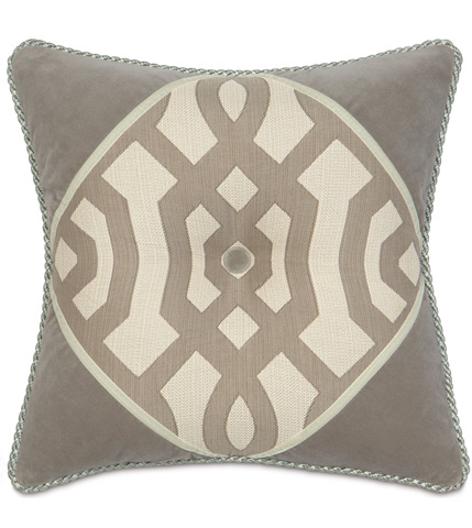 Eastern Accents - Rayland Diamond Tufted Pillow - RAY-11