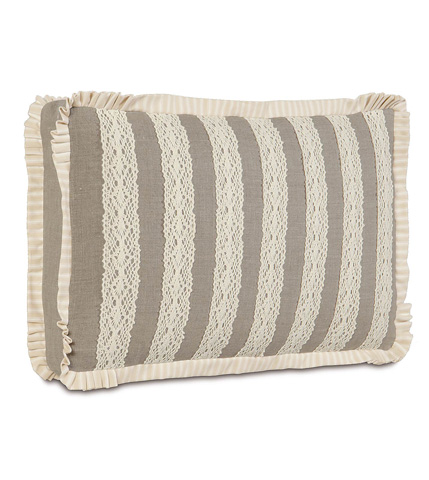 Eastern Accents - Breeze Linen Boxed Pillow - SAB-04