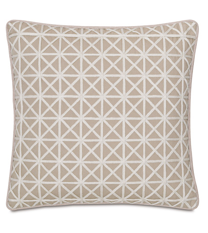 Eastern Accents - Alchemilla Sand Pillow with Small Welt - SLG-11