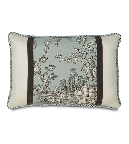 Eastern Accents - Vera Insert Pillow with Cord - VRA-08