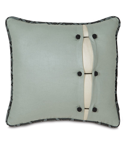 Eastern Accents - Renae Breeze Pillow with Knots - VRA-09