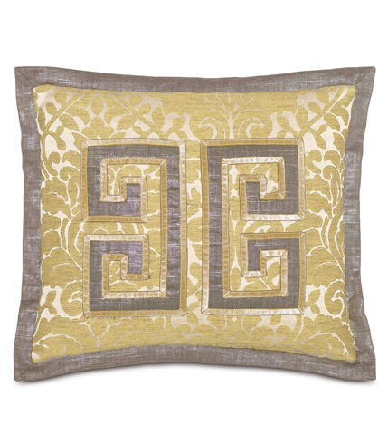 Eastern Accents - Wakefield Pillow with Flange - WAK-10