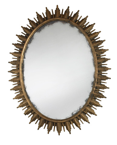 EJ Victor - Berber Kammlah Solstice Mirror - 130-04