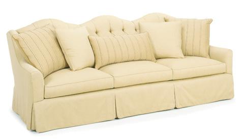 EJ Victor - Randall Tysinger Bordeaux Tufted Sofa - 2433-98