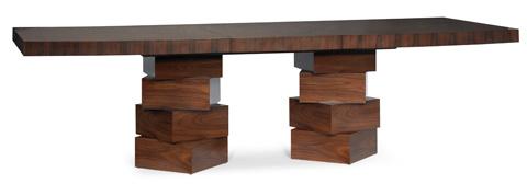 EJ Victor - Allison Paladino Rectangular Dining Table - 5003-20-522