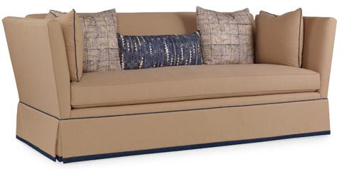 EJ Victor - Imitation Ratchet Arm Sofa - 643-90
