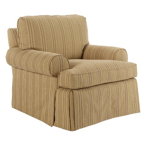 EJ Victor - Plus Lawson Arm Chair - 673-36