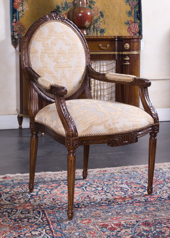 EJ Victor - Clignancourt Dining Arm Chair - 9215-27
