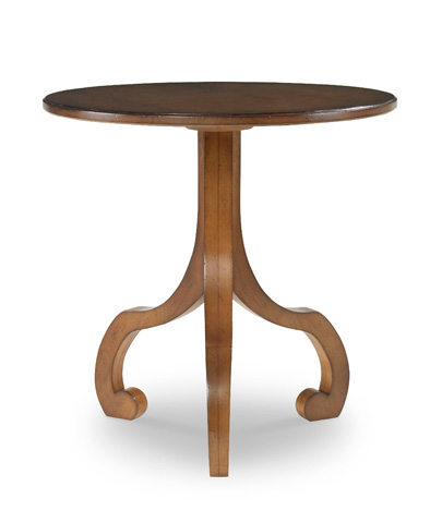 EJ Victor - Jack Fhillips Krissa Lamp Table - 6000-42