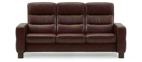 Ekornes - Stressless Wave High Back Sofa - 1125030
