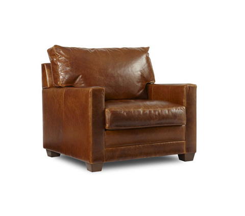 Elite Leather Company - Lawson Chair - 28055-27