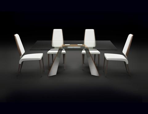 Elite Modern - Hyper Dining Table - 389REC