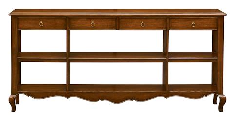 Emerson Bentley - Provencal Console Sofa Table - 28128