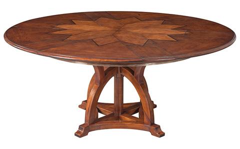 Encore - Austin Large Jupe Dining Table - 78-116
