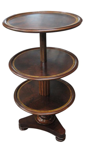 Encore - Curio Side Table - 72-189