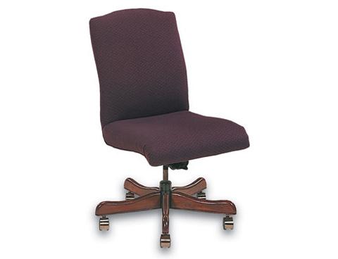 Fairfield Chair Co. - Armless Swivel Office Chair - 1005-35