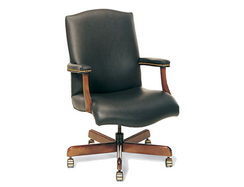 Fairfield Chair Co. - Swivel Office Chair - 1049-35