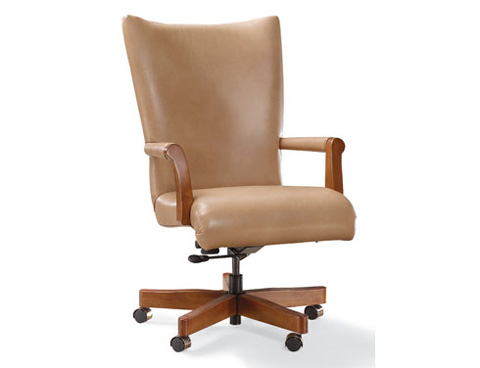Fairfield Chair Co. - Wing Back Executive Swivel Chair - 1061-35