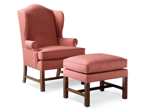 Fairfield Chair Co. - Wing Chair - 1080-01