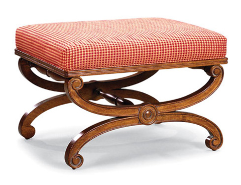Fairfield Chair Co. - Rectangular Ottoman - 1668-20
