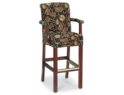 Fairfield Chair Co. - Barstool with Arms - 5064-06