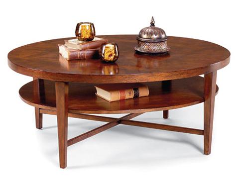 Fairfield Chair Co. - Oval Cocktail Table - 8010-46