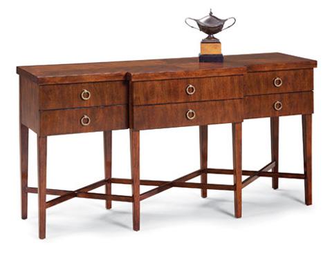 Fairfield Chair Co. - Sofa Table - 8010-99