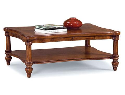 Fairfield Chair Co. - Rectangular Cocktail Table - 8050-93