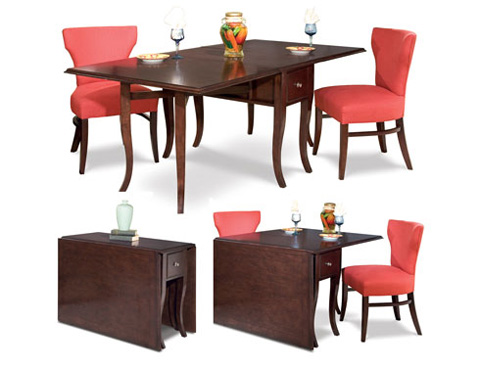 Fairfield Chair Co. - Sofa Table with Leaves - 8120-99