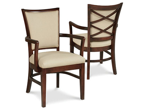Fairfield Chair Co. - Occasional Arm Chair - 8770-04