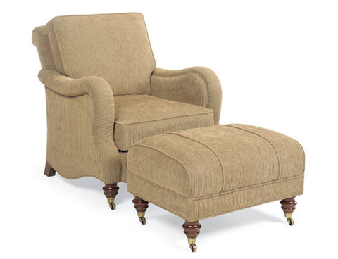 Fairfield Chair Co. - Ottoman - 1458-20