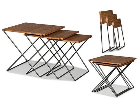 Fairfield Chair Co. - Nesting Tables - 8104-12
