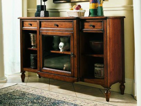 Fine Furniture Design - Vintage Console/Sofa Table - 320-940