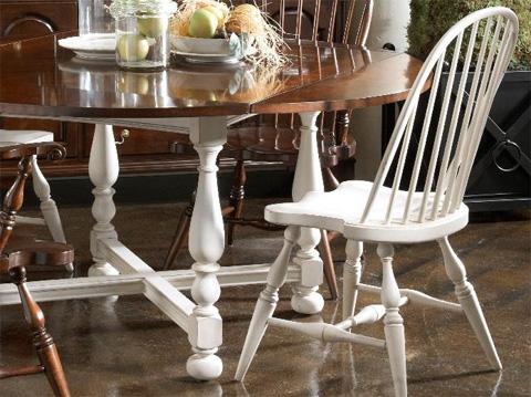 Fine Furniture Design - Rhode Island Windsor Side Chair - 1020-826