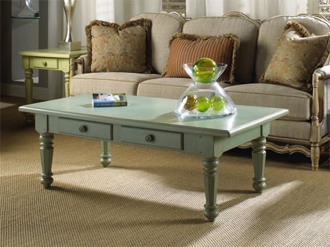 Fine Furniture Design - Rectangular Cocktail Table - 1053-910