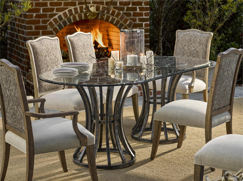 Fine Furniture Design - Bromley Arm Chair - 1570-821