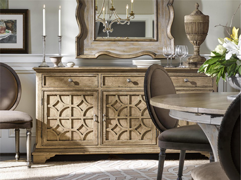 Fine Furniture Design - Ramsey Credenza - 1570-852