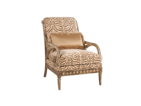Fine Furniture Design Upholstery - Chair - 3304-03