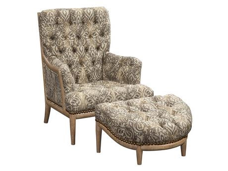 Fine Furniture Design Upholstery - Chair - 3735-03