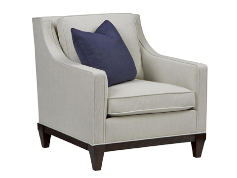 Fine Furniture Design Upholstery - Grayson Chair - 5519-03