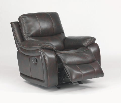 Flexsteel - Woodstock Fabric Glider Recliner - 1298-54