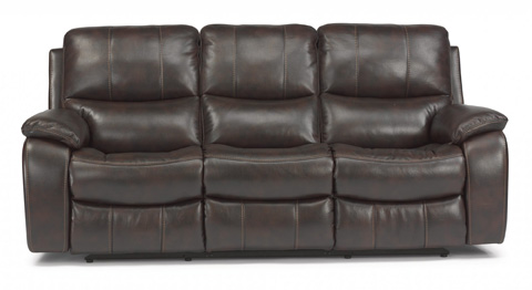Flexsteel - Woodstock Fabric Reclining Sofa - 1298-62