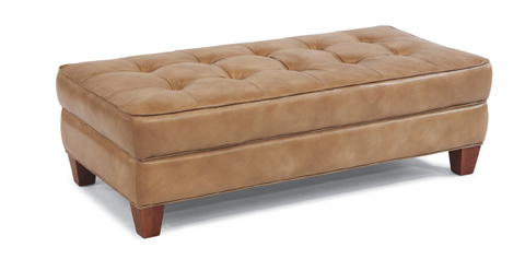 Flexsteel - Nash Rectangular Cocktail Ottoman - 3413-091
