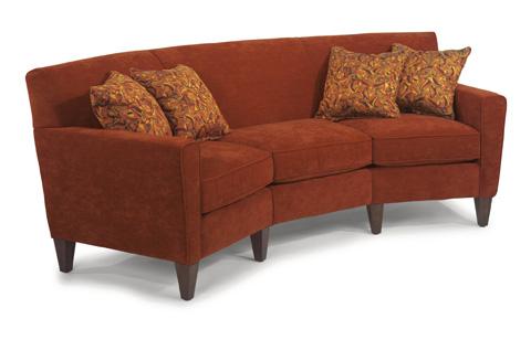 Flexsteel - Digby Conversation Sofa - 3966-323