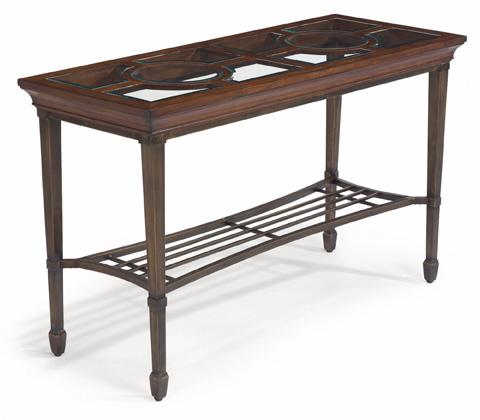 Flexsteel - Hathaway Sofa Table - 6612-04